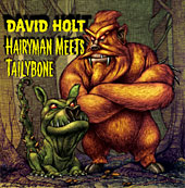 Hairyman Meets Tailybone