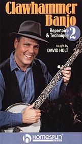 Clawhammer Banjo 2