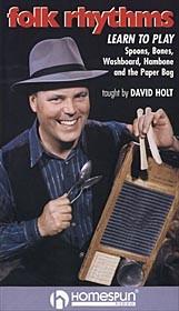 Folk Rhythms taught by David Holt
