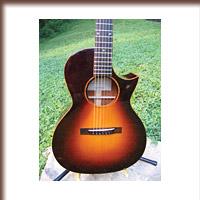 James Burkett Guitars
