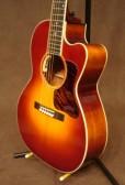 Aaron Morris Custom Guitar built 2011