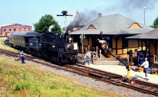 Great Scenic Railway Journeys 2004 Present David Holt