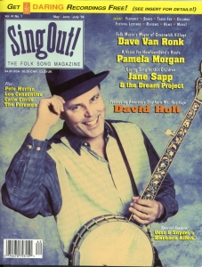 singout cover