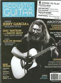 Acoustic Guitar December 2011