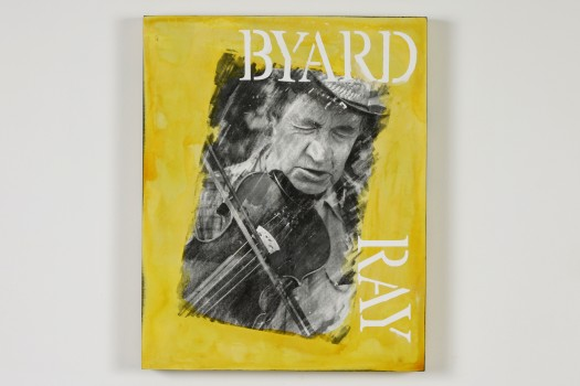 """Byard Ray,"" Mixed Media, 2014"