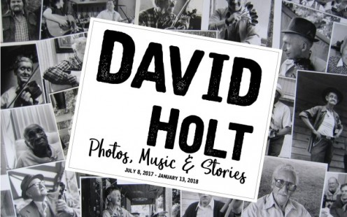 "I learned a lot more from them than simply music…. When I perform I like to think the spirits of these folks are standing behind me."" – David Holt"