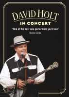 David Holt in concert
